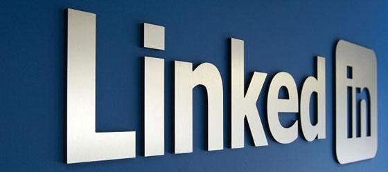 Приглашение в группу на Linked In