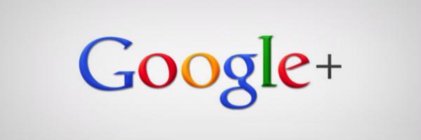 Приглашение на Google+