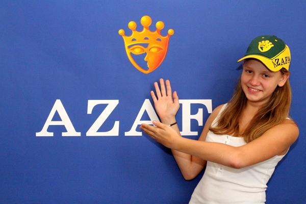 Социальная сеть для школьников AZAFA