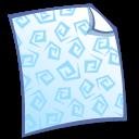 разлинованный лист