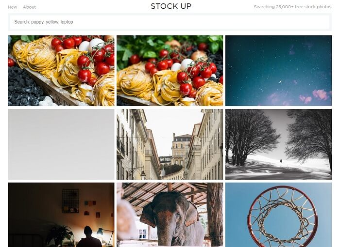 stockup.sitebuilderreport